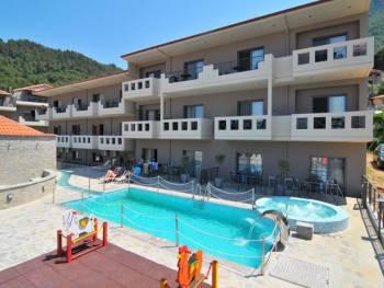 grèce appart hotel