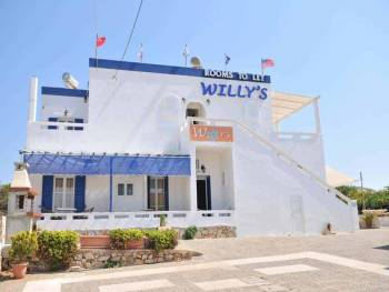Willy's Rooms & Apartments-Poseidonia syros