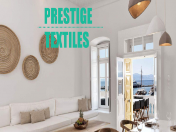 PRESTIGE TEXTILES MYKONOS - CUSTOM MADE CONSTRUCTIONS FOR HOUSES AND HOTELS