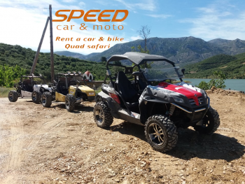 SPEED CAR AND MOTO RENT A CAR OR BIKE IN KATO GOUVES CRETE